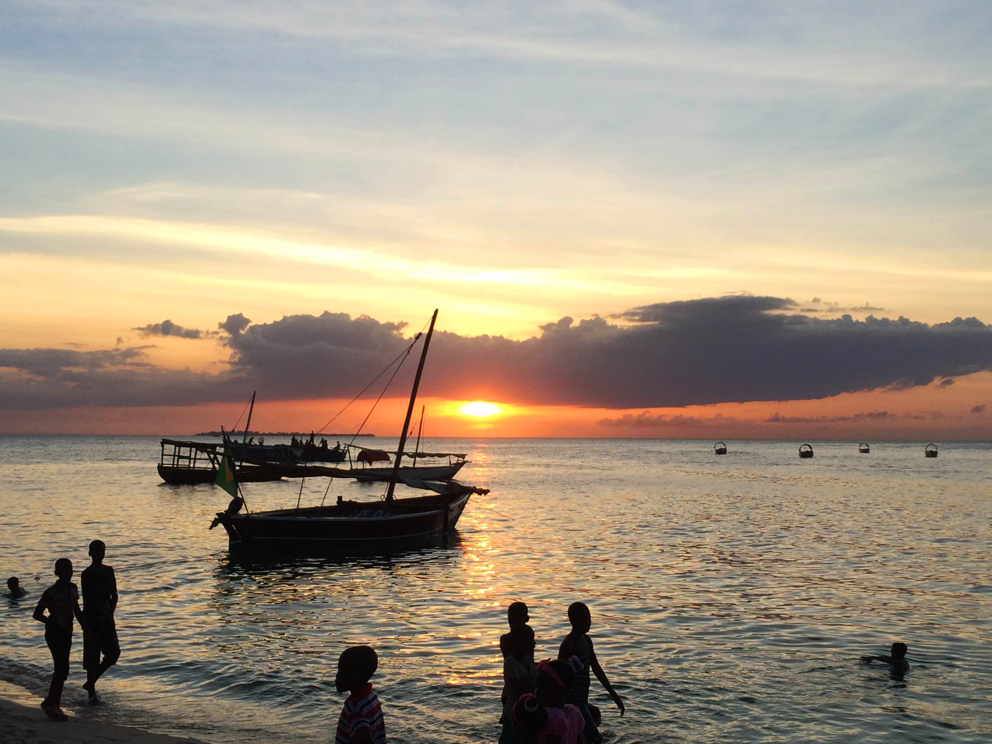 Stone Town Plage