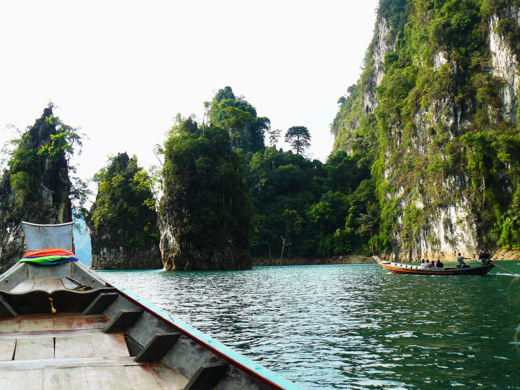 Khao Sok long tail