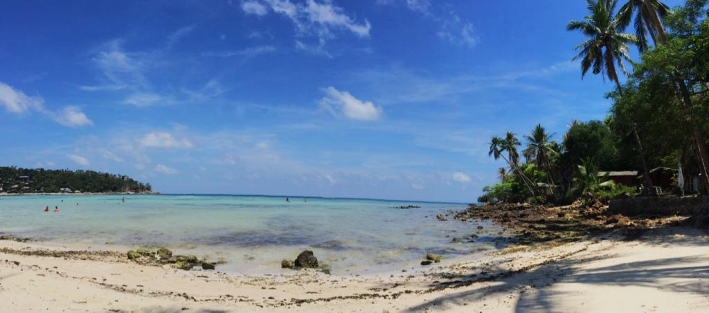 Koh Pha Ngan Salad beach