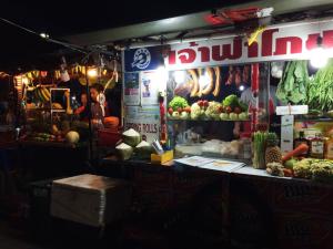 Krabi marché nocturne