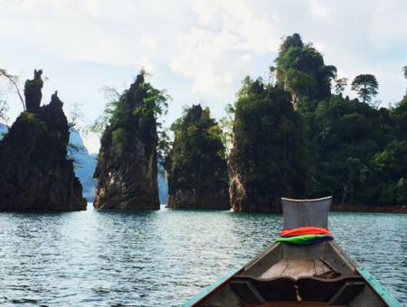 15 jours pour un voyage en Thaïlande