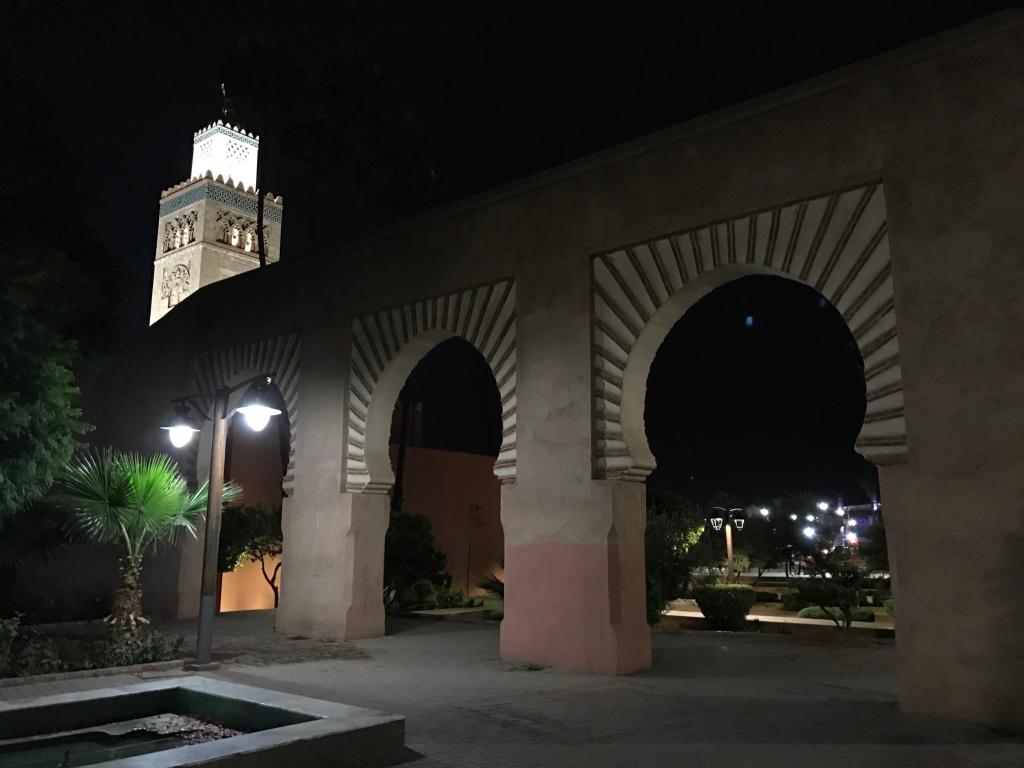 marrakech_koudoubia-nuit