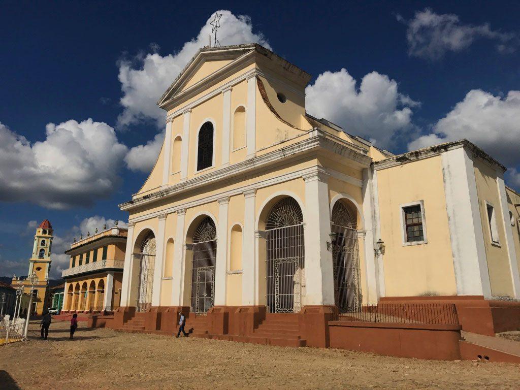 trinidad église