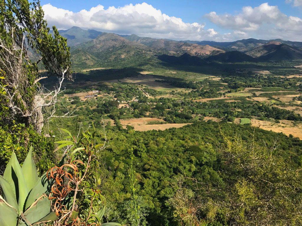 trinidad montagne