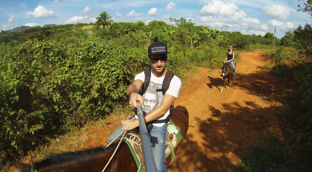 randonnée cheval Vinales