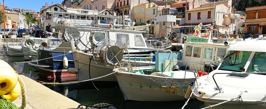découverte Marseille