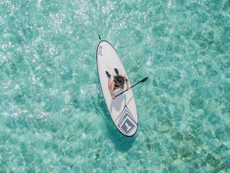 Balade paddle à Marseille, les meilleurs spots