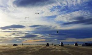 Beauduc : le meilleur spot pour débuter le kitesurf dans le sud de la France