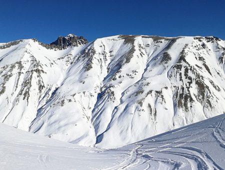 Découverte du ski de randonnée dans la vallée de l'Ubaye