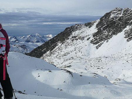 Ski tests 2018 au Rock On Snowboard Tour