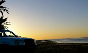 Djerba : un spot de kitesurf de rêve
