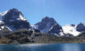 Trek autour de La Paz et ascension du Condoriri